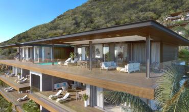 Resort 5 étoiles, 4 chambres, la Tourelle, Rivière Noire, Maurice
