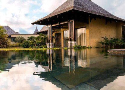 Villas de luxe Belle Rivière, 4 chambres, Bel Ombre, Ile Maurice