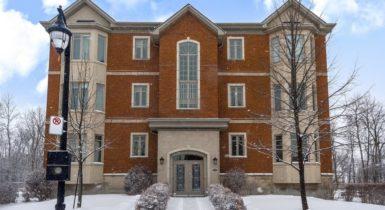 Appartement haut standing, 3 chambres, App. 5 Le Vieux-Longueuil, Montréal, Canada