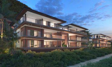 Appartements à grand balcon Legend Hill, 2 chambres, la Tourelle, Rivière Noire, Maurice