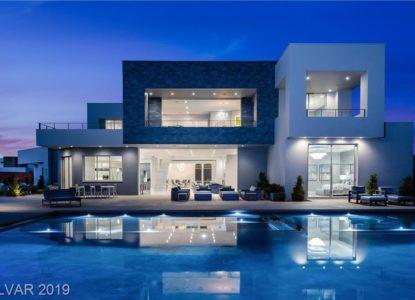 Villa haut standing, 5 chambres, Summerlin, Las Vegas, USA