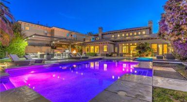Belle villa, 4 chambres, Summerlin, Las Vegas, USA