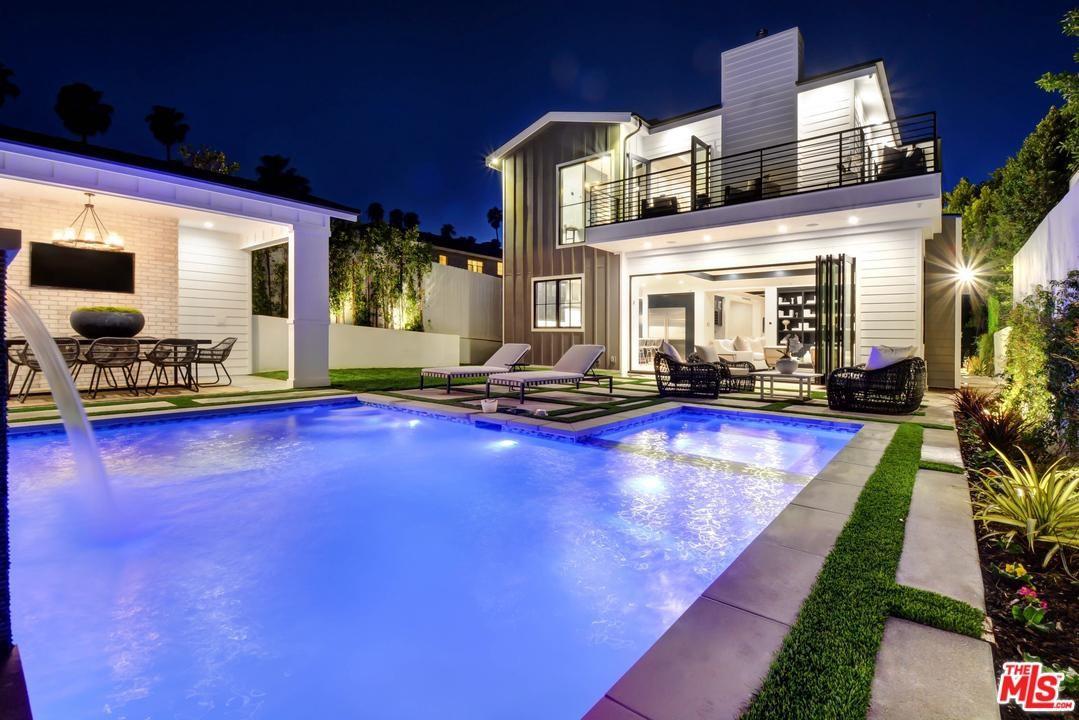 Villa Moderne A 2 Etages Avec Piscine A Los Angeles