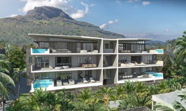 Appartement Manta Cove à Tamarin, Île Maurice