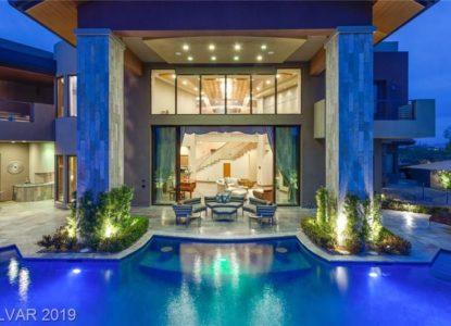 Très belle villa à étage, 5 chambres, Summerlin, Las Vegas, USA