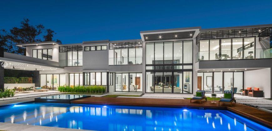 Villa luxueuse, 8 chambres, Miami, Floride, USA
