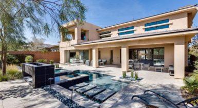 Belle maison avec cheminée, 3 chambres, Las Vegas, USA