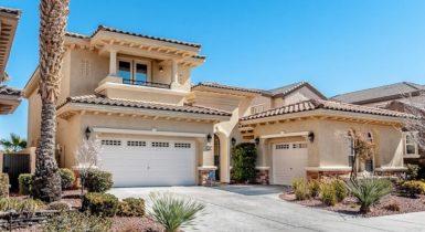 Villa luxueuse, 4 chambres, Summerlin, Las Vegas, USA
