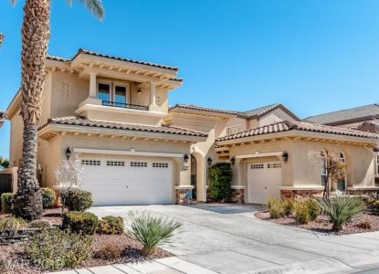 Villa luxueuse, 4 chambres, Summerlin, Las Vegas, USA