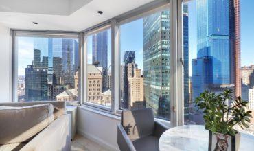 Bel appartement meublé à louer, 1 chambre, New York, USA