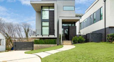 Maison moderne, 3 chambres, Atlanta, Géorgie, USA