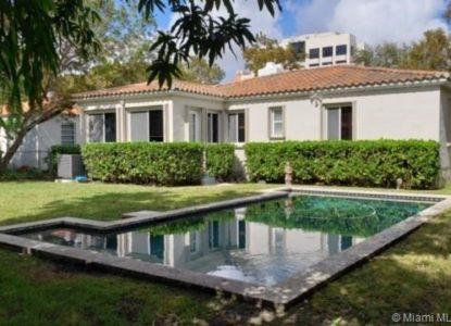 Charmante villa avec piscine, 3 chambres, Miami, Floride, USA