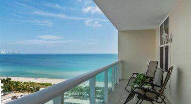Appartement avec vue sur mer, 2 chambres, Miami Beach, Floride, USA