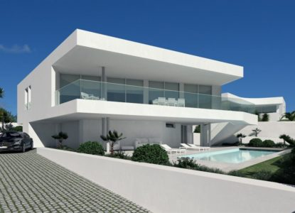 Belle villa panoramique, 3 chambres, Faro, Lagos, Portugal