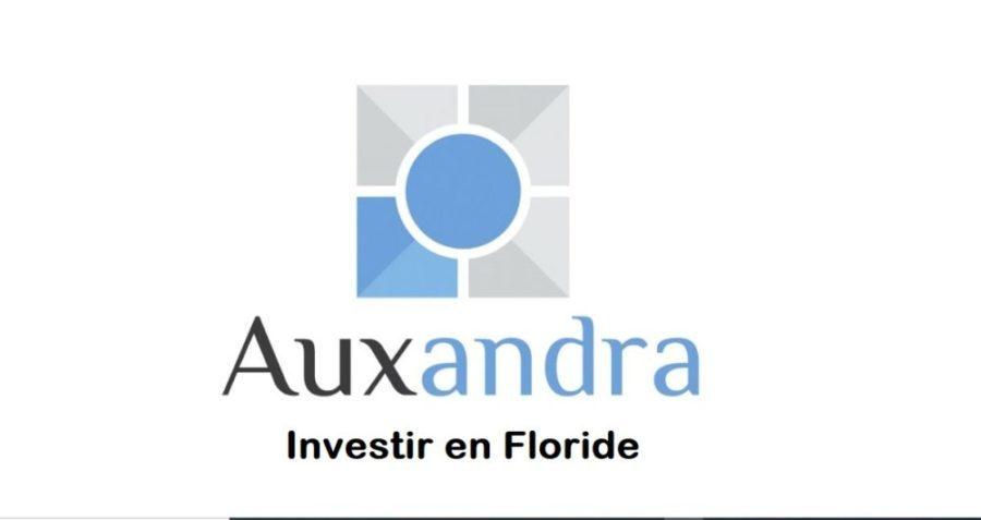 Société Auxandra – France et Floride (Orlando)