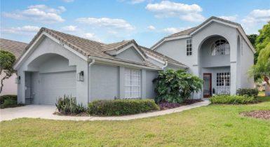 Maison luxueuse, 3 chambres, Black Bull  Ln, Orlando, Floride, Usa