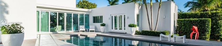 Belle maison intelligente, 5 chambres, Miami, Floride, USA