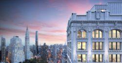 Immobilier rarissime à New York, 3 chambres, Manhattan, USA