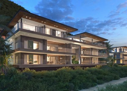 Appartements PDS Legend Hill Rivière Noire, Île Maurice