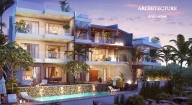 Appartements R+2 Ocean's Garden Flic-en-Flac, Ile Maurice