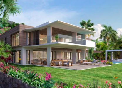 Appartements et penthouses Manta Cove RES, Île Maurice