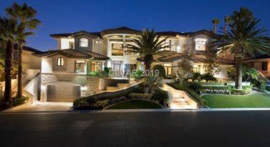 Villa exceptionnelle à Las Vegas, Nevada, USA