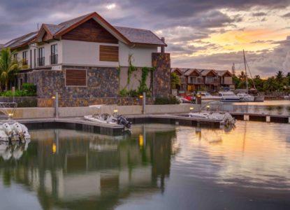 Duplex IRS La Balise Marina Rivière Noire, Ile Maurice