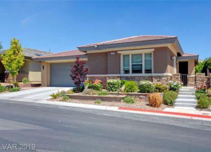 Vente d'une magnifique maison à Las Vegas, Nevada, USA