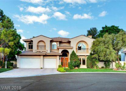 Formidable villa à acheter à Las Vegas, Nevada, USA