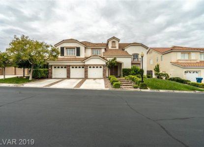 Villa splendide à vendre à Las Vegas, Nevada, USA