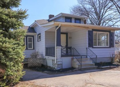 Immobilier d'investissement rentable, Cleveland, Ohio, USA