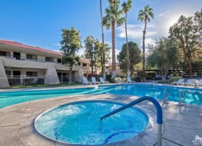 Immobilier de rentabilité à Palm Springs Californie