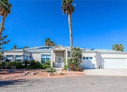 Villa spacieuse à acquérir à Las Vegas, Nevada, USA