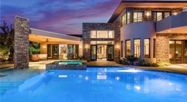 Jolie maison à étage, 5 chambres, Las Vegas, Nevada, USA