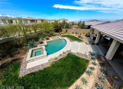 Immobilier extraordinaire à Las Vegas, Nevada, USA