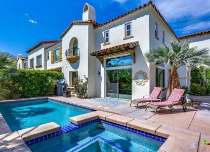 Immobilier Palm Springs, superbe villa