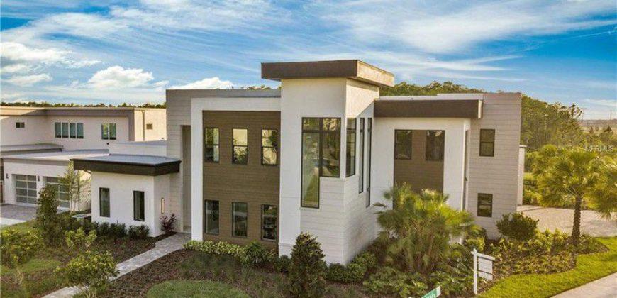 Jolie maison moderne à voir absolument à Orlando | Realty Luxe