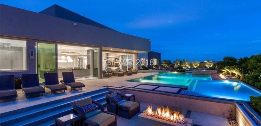 Maison de luxe moderne à Las Vegas, Nevada, USA | Realty Luxe