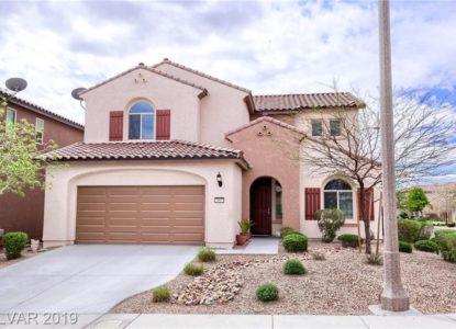 Belle maison à acquérir à Las Vegas, Nevada, USA