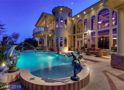 Luxueuse maison, 6 chambres, Las Vegas, Nevada, USA