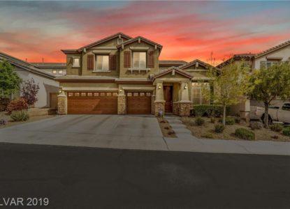 Vente d'immobilier à Las Vegas, Nevada, USA