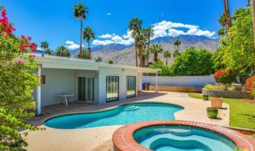 Plain-pied 3 chambres à Palm Springs, Californie, USA