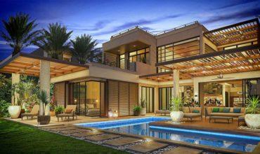 Villa de luxe PDS / RES Rockview Grand Baie, île Maurice