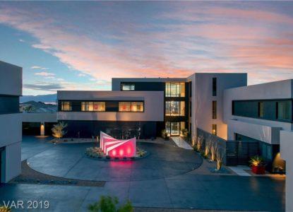 Sublime villa, 6 chambres, Las Vegas, Nevada, USA