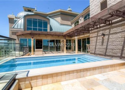 Superbe villa à étage à Las Vegas, Nevada, USA