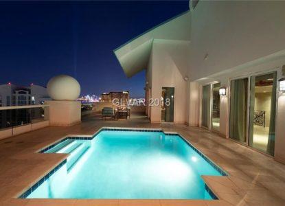 Sublime penthouse 2 chambres à Las Vegas, Nevada, USA