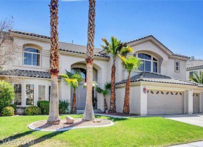 Villa 5 Chambres Rhodes Ranch, Las Vegas, USA