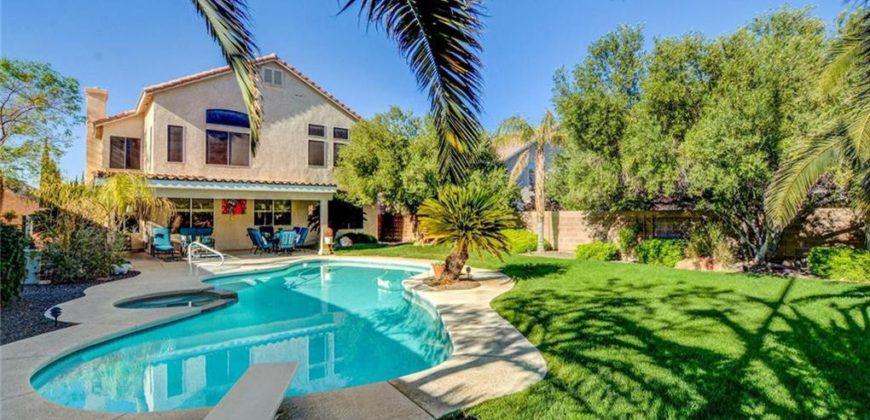 Villa exotique 4 chambres à Las Vegas, Nevada, USA
