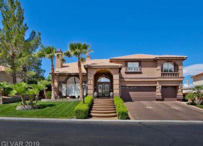Vente immobilière à Las Vegas, Nevada, USA