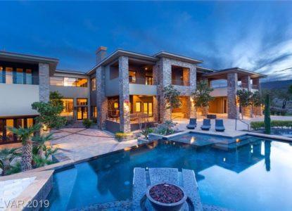 Villa extraordinaire, 9 chambres, Las Vegas, Nevada, USA